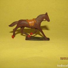 Figuras de Borracha e PVC: ANTIGUO CABALLO EN GOMA PINTADA DE ALCA CAPELL - REAMSA JECSAN PECH. Lote 191349172