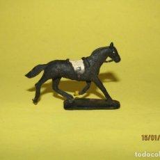 Figuras de Borracha e PVC: ANTIGUO CABALLO EN GOMA PINTADA DE ALCA CAPELL - REAMSA JECSAN PECH. Lote 191349292