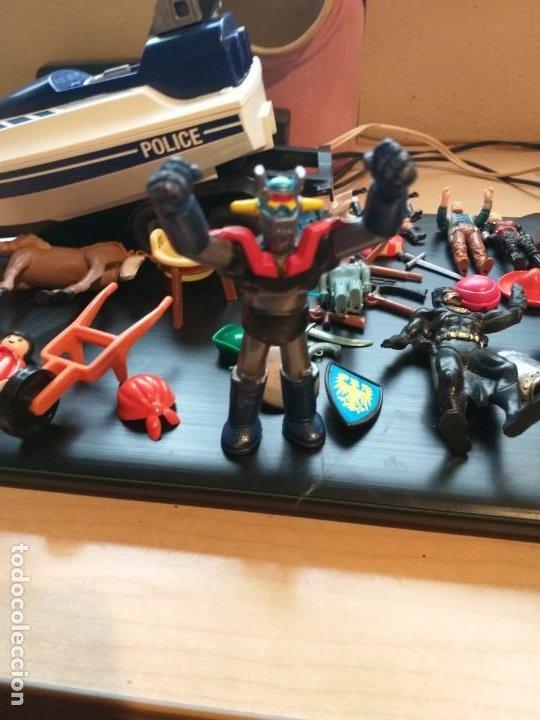 Figuras de Goma y PVC: varios ,montaplex,playmovil ycomplementos - Foto 4 - 191351368