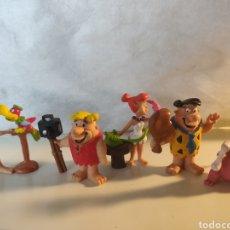 Figuras de Goma y PVC: LOTE LOS PICAPIEDRA - COMICSPAIN - HB PROD. INC. 1989. Lote 191581695