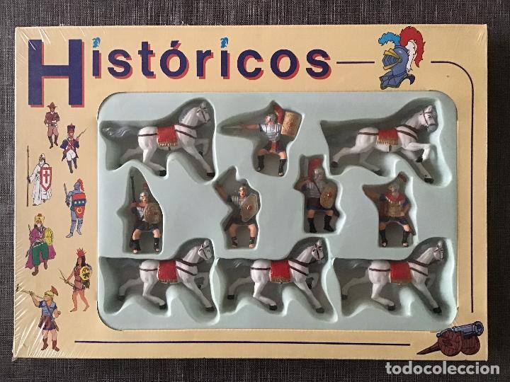 CAJA DE ROMANOS REAMSA/ GOMARSA (Juguetes - Figuras de Goma y Pvc - Reamsa y Gomarsa)