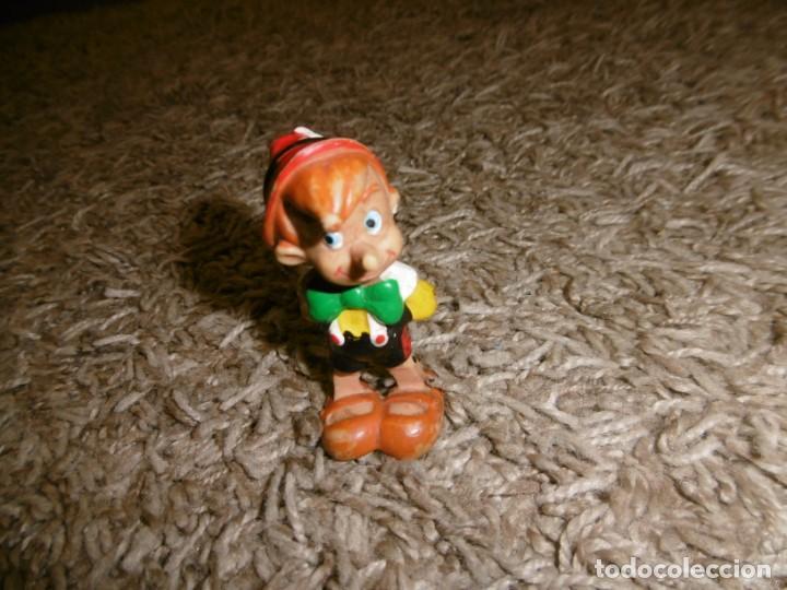 Figuras de Goma y PVC: Figura de PVC Pinocho antigua Comics Spain - Foto 2 - 191620443