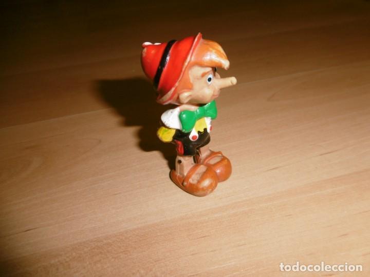 FIGURA DE PVC PINOCHO ANTIGUA COMICS SPAIN (Juguetes - Figuras de Goma y Pvc - Comics Spain)