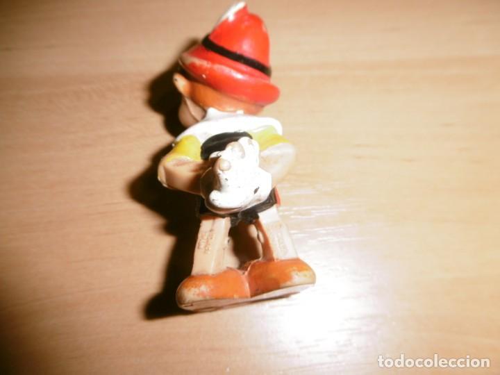 Figuras de Goma y PVC: Figura de PVC Pinocho antigua Comics Spain - Foto 8 - 191620443