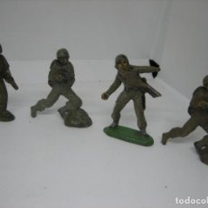 Figuras de Goma y PVC: FIGURAS JECSAN. Lote 191643622
