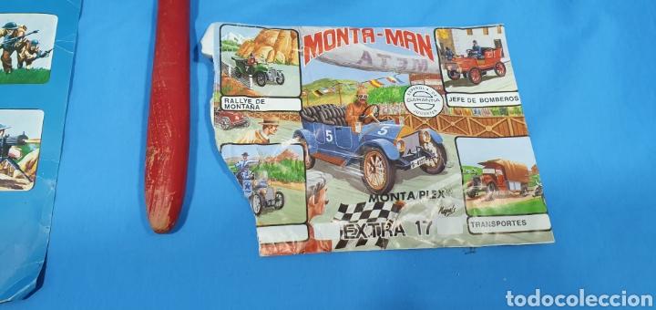 Figuras de Goma y PVC: Raro sobre abierto con acha monta - man bombero . Monta plex - Foto 2 - 191828782