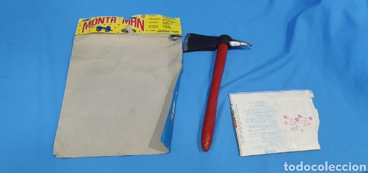 Figuras de Goma y PVC: Raro sobre abierto con acha monta - man bombero . Monta plex - Foto 5 - 191828782