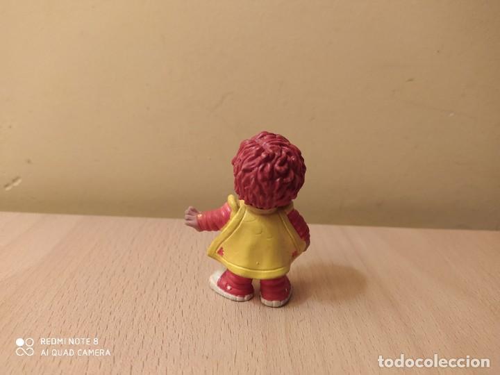 Figuras de Goma y PVC: Figura RAINBOW BRITE PVC SCHLEICH W. GERMANY 1983 RED BUTTLER niños arcoiris escasa - Foto 2 - 191882387