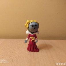Figuras de Goma y PVC: FIGURA CABEZA DEL MUNDO SCHLEICH AÑOS 80 PVC. Lote 191888845