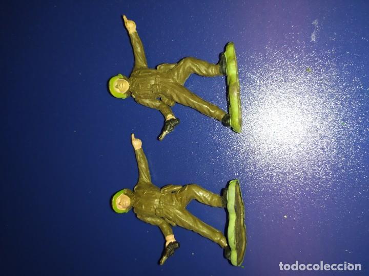 Figuras de Goma y PVC: Soldados britains made on Hong Kong - Foto 3 - 191900935