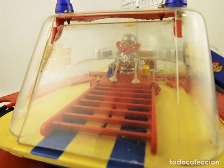 Figuras de Goma y PVC: Gama Vehículo espacial A7 - Foto 4 - 192141046