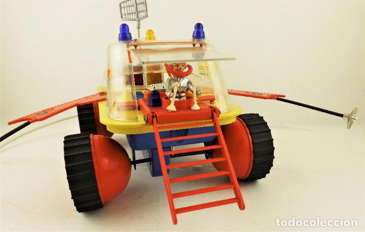 Figuras de Goma y PVC: Gama Vehículo espacial A7 - Foto 10 - 192141046