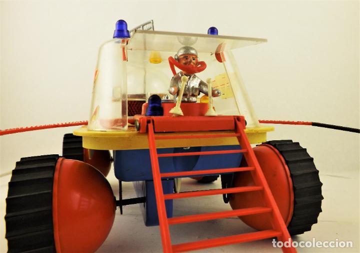 Figuras de Goma y PVC: Gama Vehículo espacial A7 - Foto 11 - 192141046