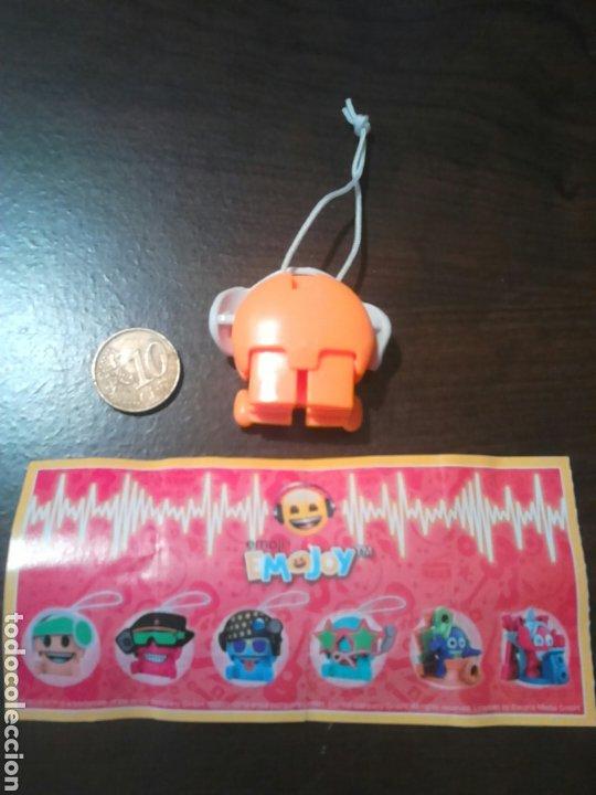 Figuras Kinder: Original juguete de coleccion,emoji emojoy 2015-19 huevos kinder - Foto 2 - 192160803