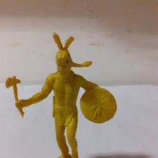 Figuras de Goma y PVC: FIGURA INDIO PLASTICO PIPERO. Lote 192163002