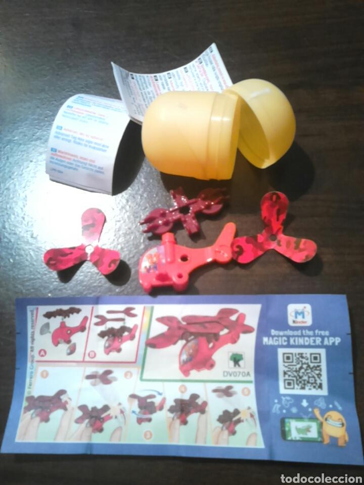 Figuras Kinder: Coleccion kinder,dv070a,magic,gomove,2019 - Foto 2 - 192169556