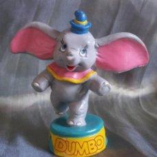 Figuras de Goma y PVC: FIGURA COLECCIÓN COMICS DUMBO WALT DISNEY COMPANY 1987 BULLY GERMANY . B. Lote 192246573