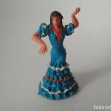Figurines en Caoutchouc et PVC: FIGURA BAILARINA BRAZOS MOVIBLES. Lote 192340223