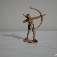 Figuras de Borracha e PVC: FIGURA INDIO REAMSA.. Lote 192399180