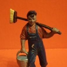 Figuras de Goma y PVC: JECSAN CIRCO LIMPIADOR. Lote 192595167