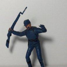 Figuras de Goma y PVC: FIGURA JECSAN DE PLASTICO YANKEES SUDISTAS OESTE 2. Lote 192622882