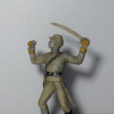 Figuras de Goma y PVC: FIGURA JECSAN DE PLASTICO YANKEES SUDISTAS OESTE 8. Lote 192623427