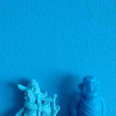 Figuras de Borracha e PVC: DUNKIN ASTERIX. Lote 192702395