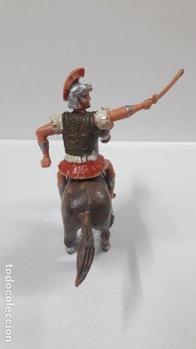 Figuras de Goma y PVC: QUINTO ARRIO A CABALLO . REALIZADO POR ESTEREOPLAST . SERIE EL JABATO . AÑOS 60 - Foto 6 - 192781232