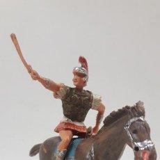Figuras de Goma y PVC: QUINTO ARRIO A CABALLO . REALIZADO POR ESTEREOPLAST . SERIE EL JABATO . AÑOS 60. Lote 192781232