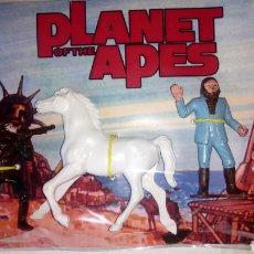 Figuras de Goma y PVC: BLISTER DE EL PLANETA DE LOS SIMIOS.. Lote 192805907