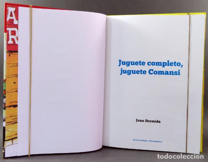 Figuras de Goma y PVC: Juguete completo, Juguete Comansi Juan Hermida Edición Limitada 500 ejemplares 2017 - Foto 2 - 192880118