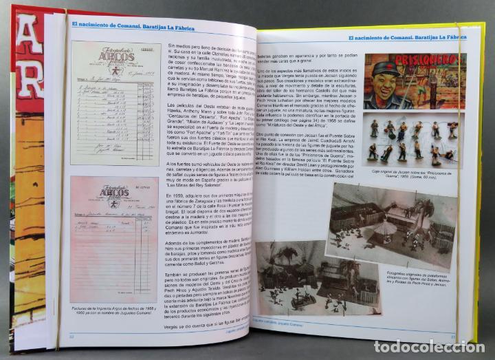 Figuras de Goma y PVC: Juguete completo, Juguete Comansi Juan Hermida Edición Limitada 500 ejemplares 2017 - Foto 5 - 192880118