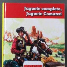 Figuras de Goma y PVC: JUGUETE COMPLETO, JUGUETE COMANSI JUAN HERMIDA EDICIÓN LIMITADA 500 EJEMPLARES 2017. Lote 192880118