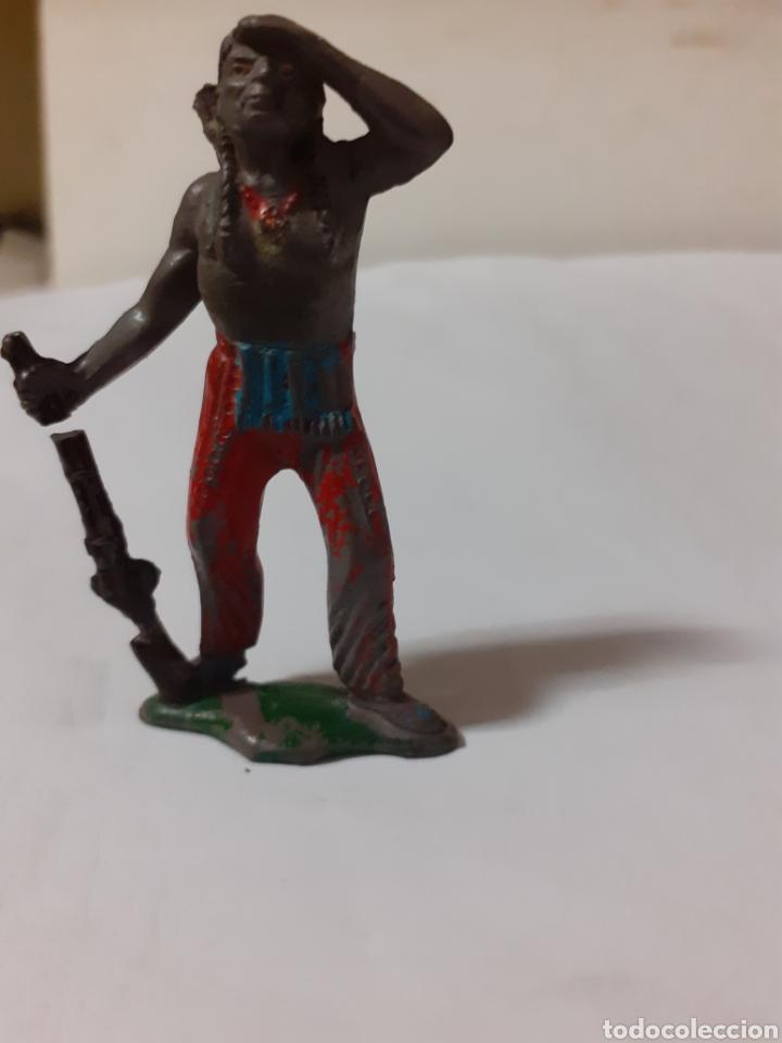 FIGURA INDIO TEIXIDO (Juguetes - Figuras de Goma y Pvc - Teixido)