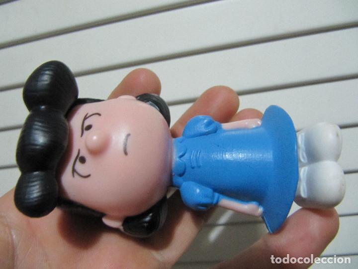 Figuras de Goma y PVC: FIGURA COMIC MAFALDA MCDONALDS - Foto 7 - 193038603