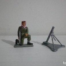 Figuras de Borracha e PVC: NO COMPRAR RESERVADO FIGURA Y MORTERO STARLUX.. Lote 193193035