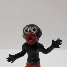 Figurines en Caoutchouc et PVC: BABALI . REALIZADO POR TEIXIDO . SERIE MORCILLON Y BABALI . AÑOS 50 EN GOMA. Lote 193198957