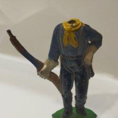 Figuras de Goma y PVC: JECSAN DESCABEZADOS YANKEE. Lote 193321220