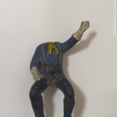 Figuras de Goma y PVC: JECSAN DESCABEZADOS YANKEE. Lote 193323236