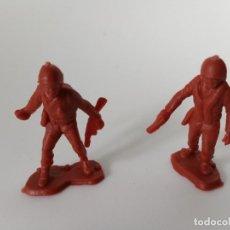 Figuras de Goma y PVC: FIGURAS SOLDADOS. Lote 193717062