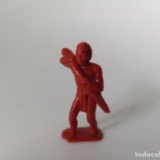 Figuras de Goma y PVC: FIGURA PORTEADOR AFRICANO. Lote 193717403