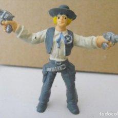 Figuras de Borracha e PVC: COMANSI. SHERIFF DEL OESTE. 7,5 CM. DE ALTURA.. Lote 193731922