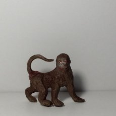 Figuras de Goma y PVC: FIGURA MONA DE PECH EN GOMA. Lote 193733873