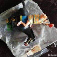 Figuras de Goma y PVC: FIGURA ESTEREOPLAST DE GOLIATH. Lote 193769813
