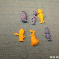 Figuras de Goma y PVC: LOS PICAPIEDRA. Lote 193782180