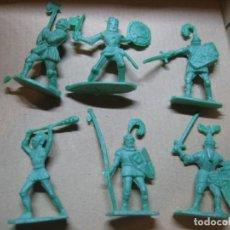 Figuras de Goma y PVC: MONTAPLEX. Lote 193839178