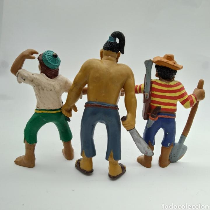 Figuras de Goma y PVC: Piratas de BULLYLAND - Foto 2 - 193858027