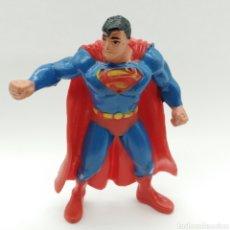 Figuras de Goma y PVC: SUPERMAN DE COMICS SPAIN AÑO 1992. Lote 193867663