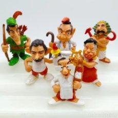 Figuras de Goma y PVC: LOTE DE FIGURAS LOS MONCLIS, STARTOYS, SERIE POLITICOS, GALLEGO REY. Lote 193972745