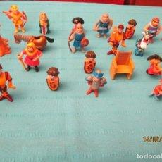 Figuras de Borracha e PVC: PERSONAJES MEDIEVALES. Lote 194003487